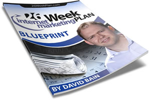 26-Week Internet Marketing Plan Blueprint updates