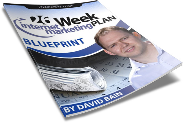 26-Week Internet Marketing Plan Blueprint